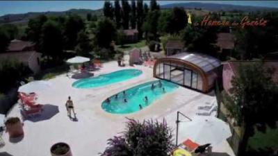 Le Hameau Des Genêts Gîtes Village Vacance en Aveyron